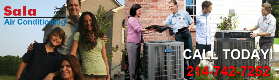 Dallas Air Conditioning Repair | Sala Air