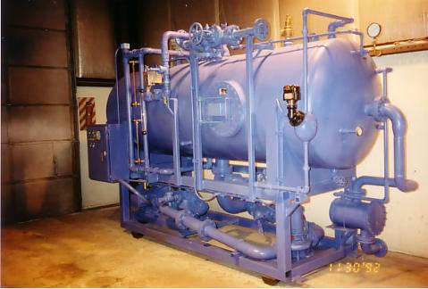Lochinvar Boilers installation dallas tx