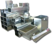 sheet metal ductwork duct systems HVAC