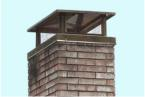 custom made chimney cap