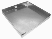 custom made drain pans