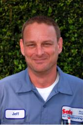 Jeff Loftin - EPA Cert & State Registered Technician. Head of the Residential Sales Department.