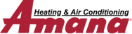 Amana Heating & air conditioning Dealer in Dallas, TX 75234