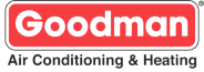 Goodman heating & air conditioning Dealer in Dallas, TX 75231