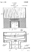 Heater Patent # 01552236 - Sala Invention