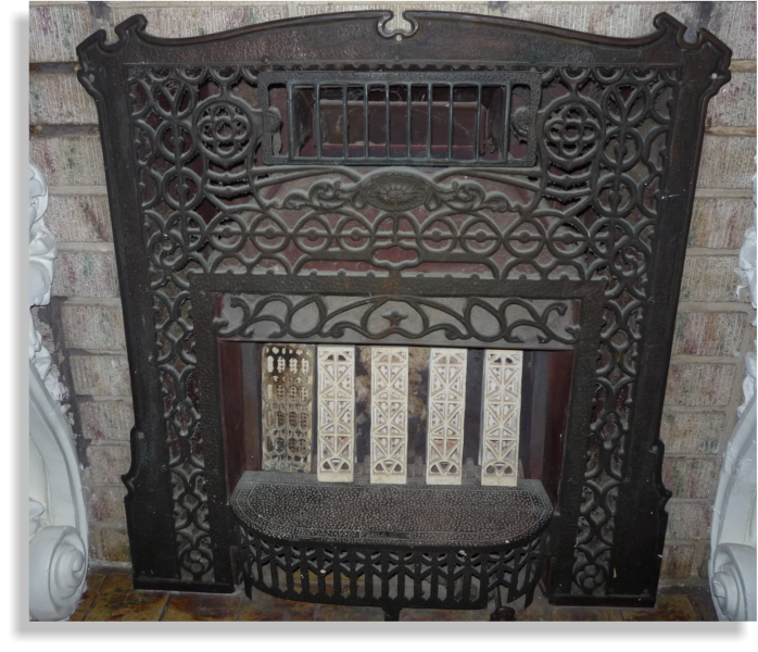 Sala Heater And Mantel Co Dallas Texas Est In Early